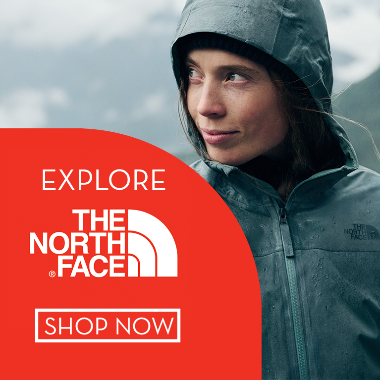Discover the north face